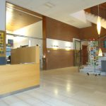 Foto unseres Eingangsbereichs